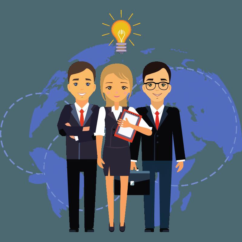 creative content marketing ideas team