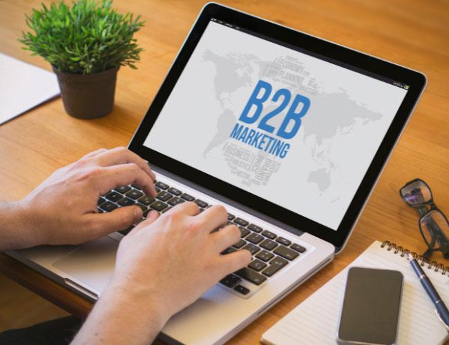 b2b content writing agency