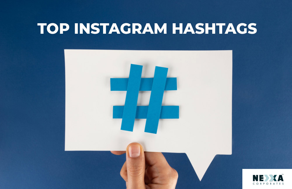 top Instagram hashtags for business