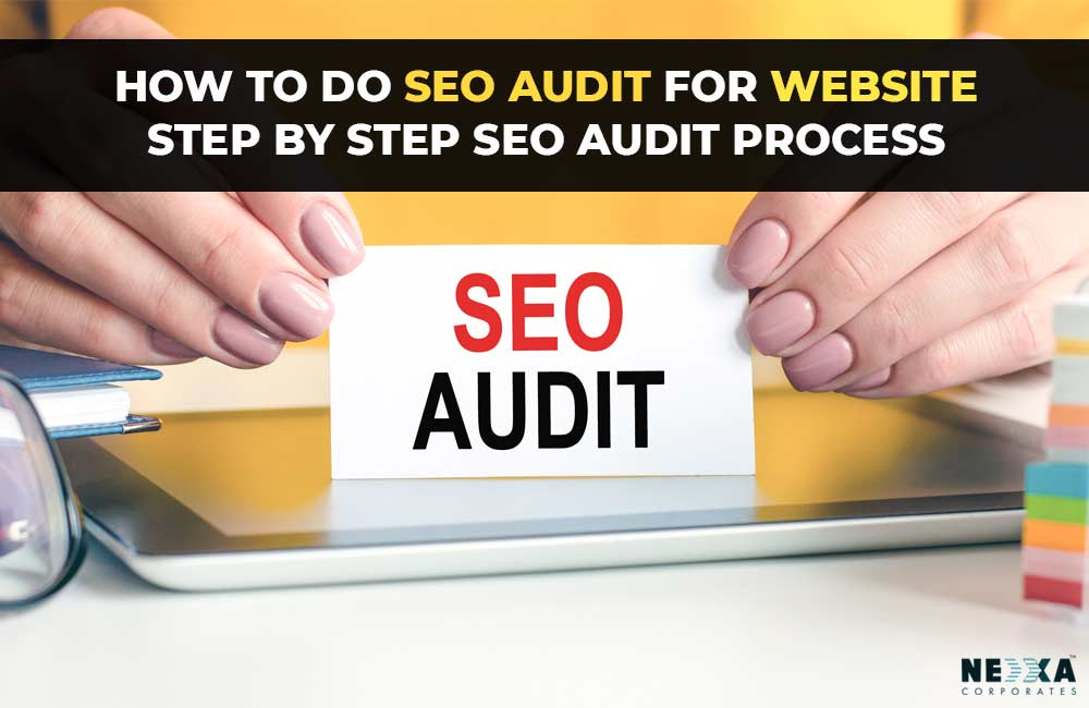 how to do SEO Audit for website