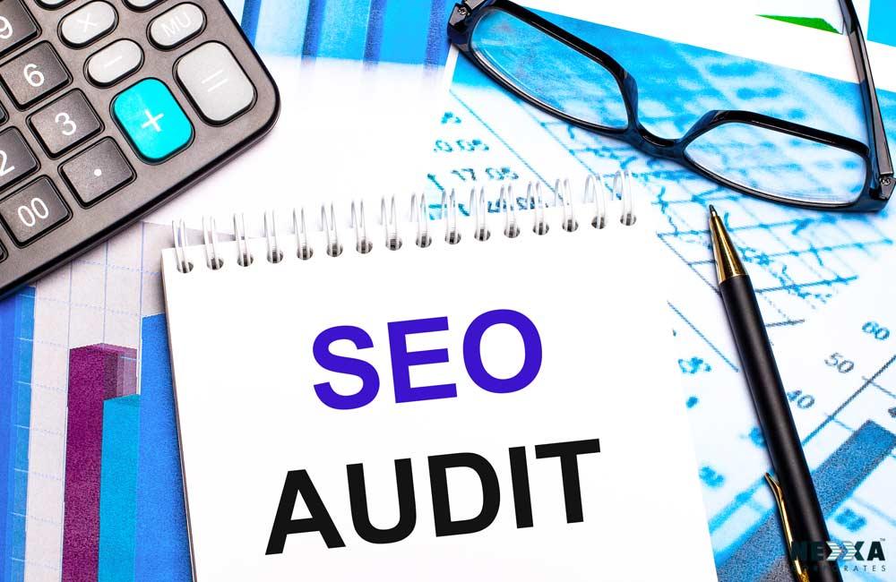 seo audit structure