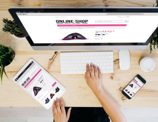 Shopify web designs