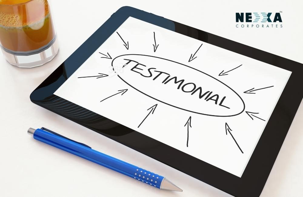 Showcase testimonials