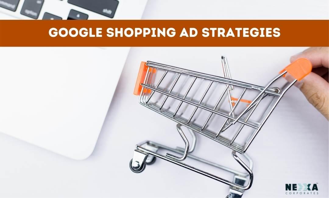 google shopping strategy