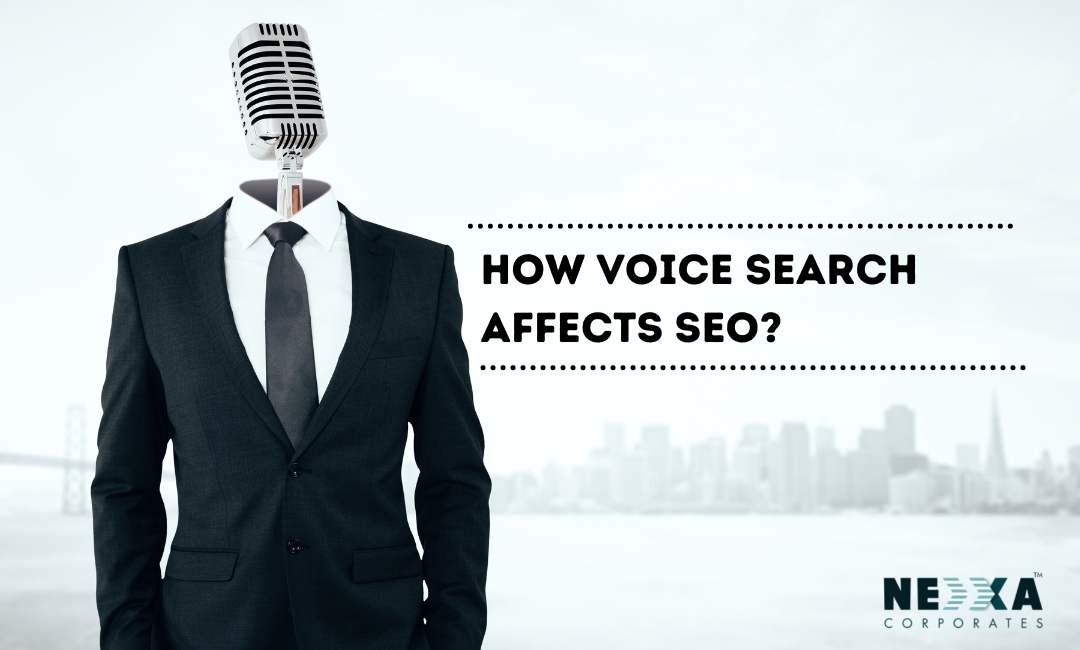 how voice search affects seo