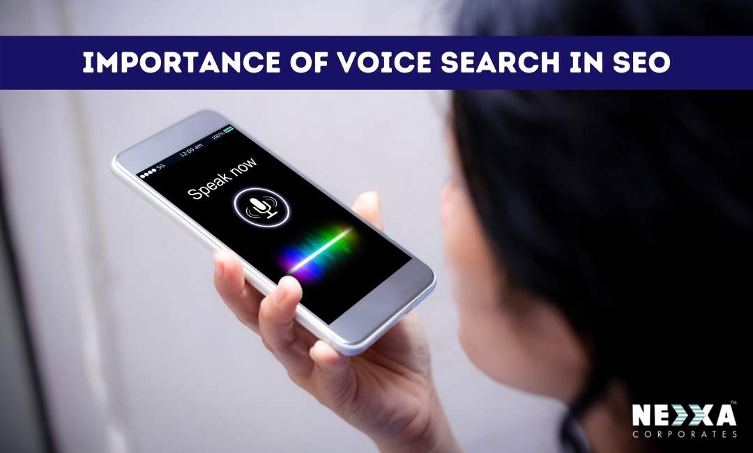 Importance of Voice Search in SEO